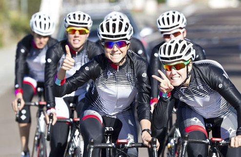 Велоспорт. ЧМ-2014. Specialized-Lululemon – победительницы женской командной разделки