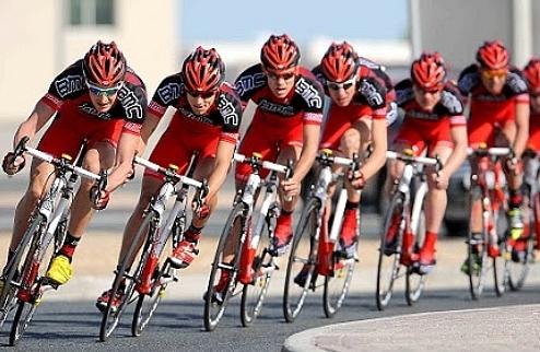 Велоспорт. ЧМ-2014.  BMC побеждает в командной разделке