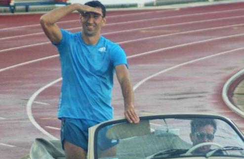 Легкая атлетика. Касьянов и Мохнюк – вторые на турнире Decastar