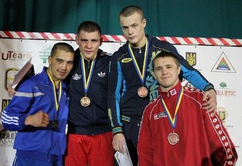 Завтра стартует чемпионат Украины по боксу