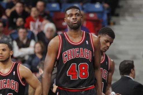 НБА. Чикаго: есть новый контракт с Мохаммедом
