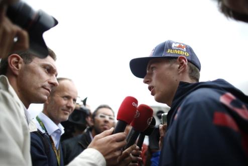 Формула-1. Марко: Ферстаппен похож на Айртона Сенну