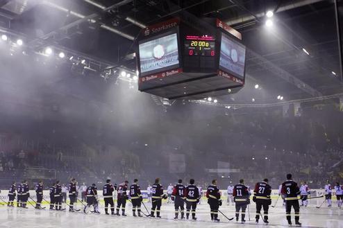 Лига чемпионов. Шведы синхронно бьют финнов, крах немецких надежд