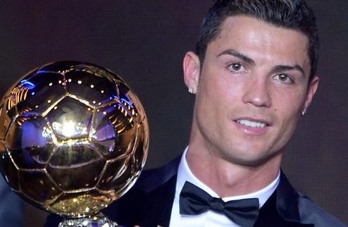 Золотой мяч найдет своего обладателя 12 января