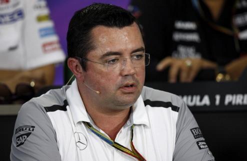 Формула-1. Макларен: нет времени для трех болидов на сезон-2015