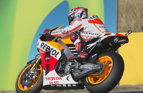 MotoGP. ����-��� �������. ������ �������� ����