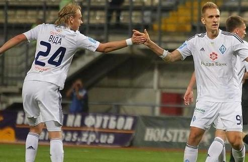 Динамо увозит победу из Львова