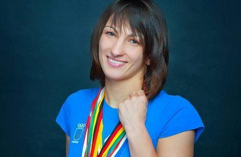 Юлия Ткач стала лучшей спортсменкой сентября