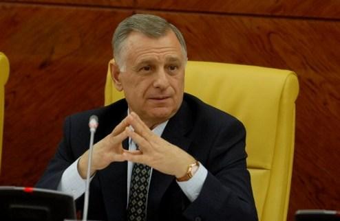 Попов ответил Дедышину