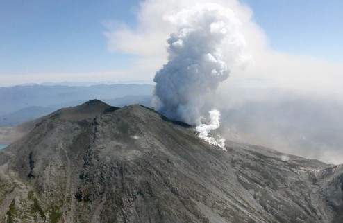 Формула-1. Извержение вулкана – прямая угроза Гран-при Японии