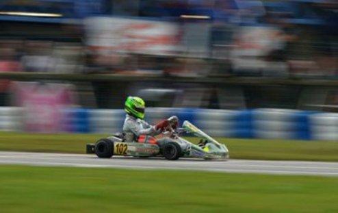 Сын Шумахера дебютировал в Формуле-4
