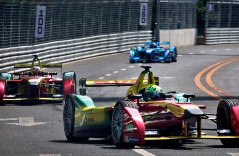 Формула-Е. Буэми завоевал поул в Аргентине