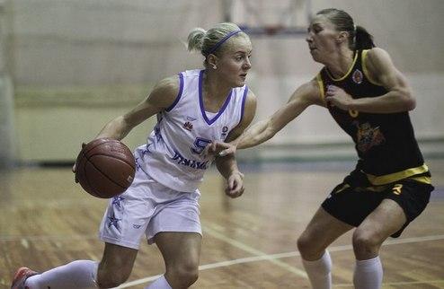 Динамо выиграло регулярный чемпионат Украины среди женщин
