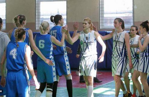 Киевское Динамо-НПУ — чемпион Украины среди женщин