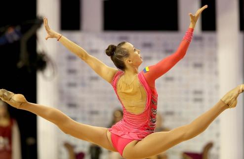 Европейские игры. Ризатдинова взяла серебро в упражнениях с мячом