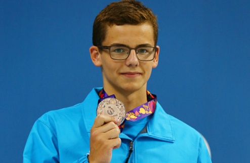 Европейские игры. Хлопцов завоевал вторую медаль в Баку