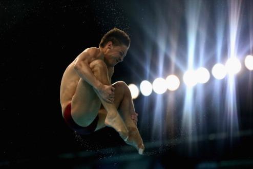 Прыжки в воду. Кваша – вице-чемпион мира