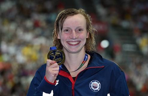 Чемпионат мира по водным видам спорта: рекорд Ледеки, триумф Ефимовой