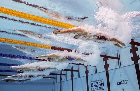 Чемпионат мира по водным видам спорта. Урожайный день для Австралии