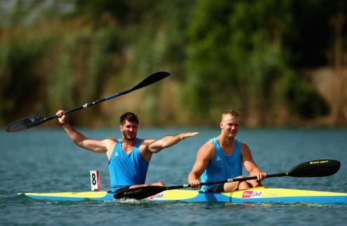 Каноисты Янчук и Мищук – бронзовые призеры чемпионата мира по гребле