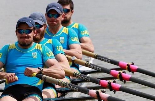 Сборная Украины по академической гребле едет на чемпионат мира