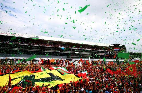 Гонки МЕ: Гран-при Италии