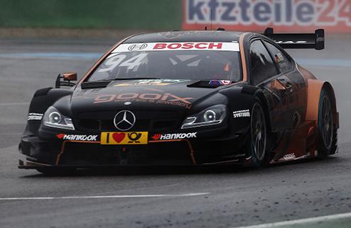 DTM. Паскаль Верляйн — чемпион мира 2015