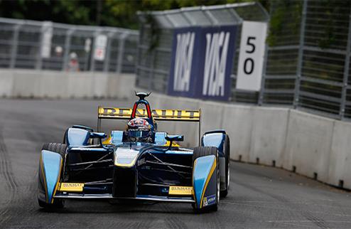 Формула Е. Буэми выиграл первую гонку в сезоне-2016!