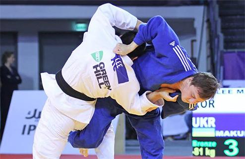 Дзюдо. Три медали для Украины на чемпионате мира в ОАЭ