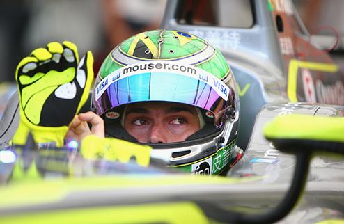 Формула E. Ди Грасси выиграл гонку в Малайзии