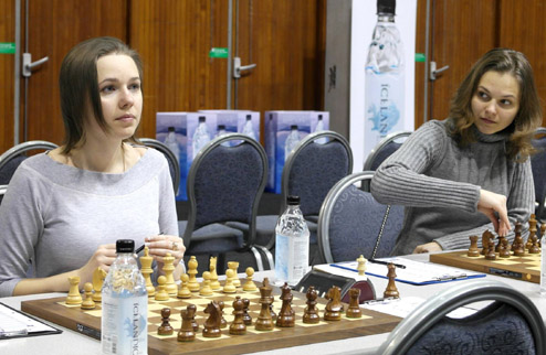 Шахматы. Командный ЧЕ-2015. Холодное серебро