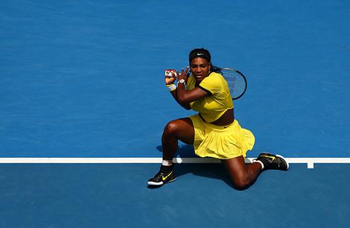 Australian Open. ������� � ������ ��������� ������. �����