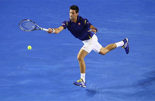 Australian Open. Джокович выходит в финал