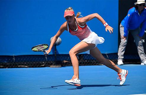 Australian Open. �������� ����� � ������ �����