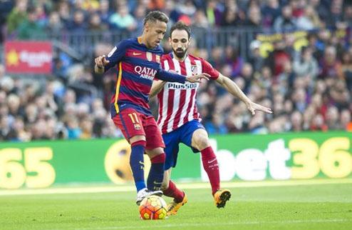 Барселона единолично возглавляет турнирную таблицу