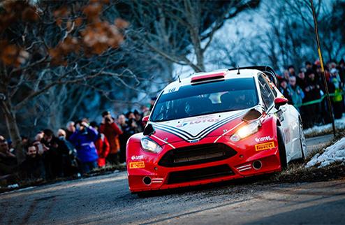 WRC. Кубица снялся с Ралли Швеция