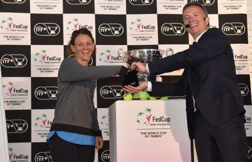 ITF хочет изменить формат Кубка Федерации