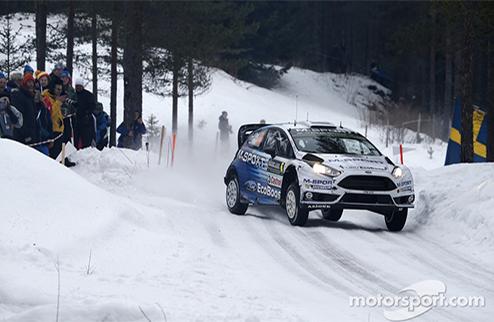WRC. Этап Ралли Швеция сокращен