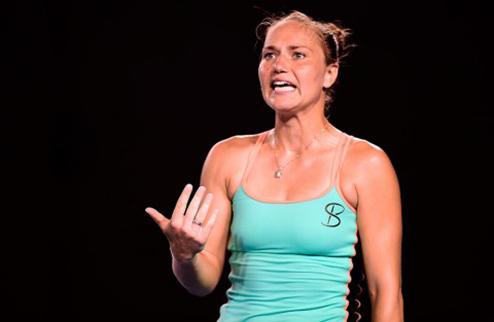 Дубай (WTA). Бондаренко вылетает в квалификации