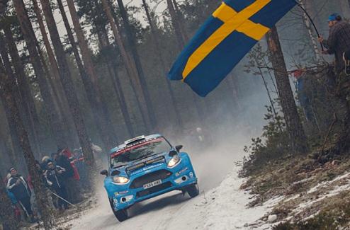 WRC. Ралли Швеции продлило контракт на три года