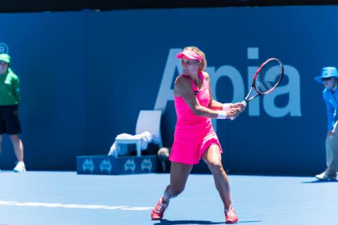 Дубай (WTA). Цуренко уступает в первом раунде