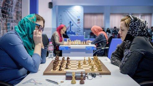 Шахматы. Гран-при ФИДЕ. Жукова терпит поражение