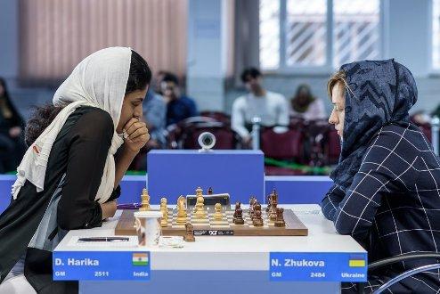 Шахматы. Гран-при ФИДЕ. Тур больших сражений