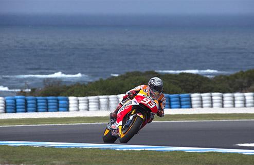 MotoGP. Маркес — быстрейший в третий день тестов