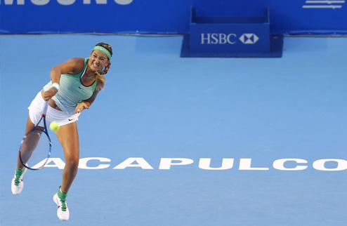 Акапулько (WTA). Азаренко, Стивенс, Ковинич и Цибулкова идут дальше