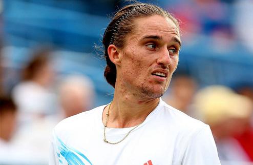 Акапулько (ATP). Долгополов терпит неудачу в полуфинале