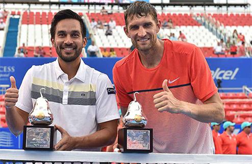 Акапулько (ATP). Мирный и Хьюи — победители турнира в парном разряде