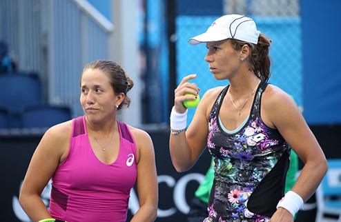 Акапулько (WTA). Медина-Гарригес и Парра-Сантонха — триумфаторки парных соревнований