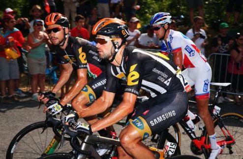 Ван Ренсбург выиграл Тур Лангкави-2016