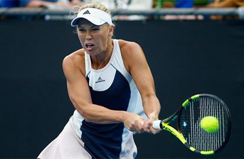 Монтеррей (WTA). Гарсия, Гиббс и Возняцки в четвертьфинале
